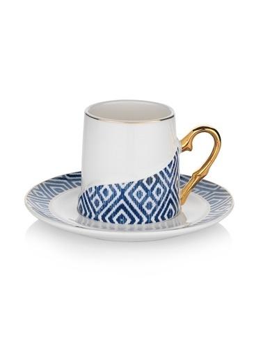 Ottoman Kahve Fincan Takımı-Schafer